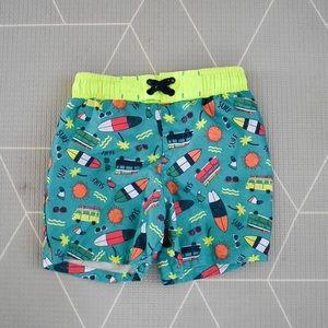 Cat & Jack Toddler Boys Swim Pants, Size 3T